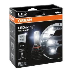H10 - OSRAM LEDriving KIT LAMPADE FENDINEBBIA 6000k 9645CW 13W 12V