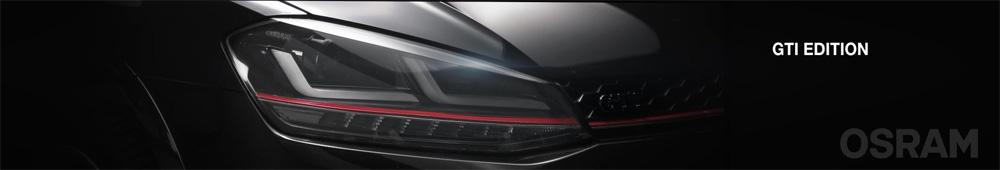 LEDriving Golf VII GTI