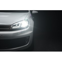 LEDriving Xenarc - GOLF 6 Edition