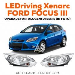 LEDriving Xenarc Ford Focus MK3 LEDHL105