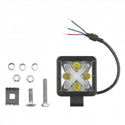 Cube MX85-WD LEDriving Working Lights Off-Road 12 22/2W