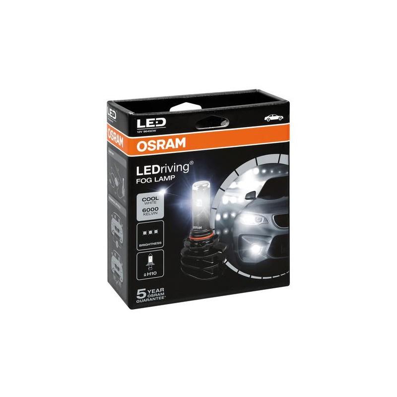 Lampadine Led H7 Osram.H10 Osram Led Lamps Ledriving 9645cw